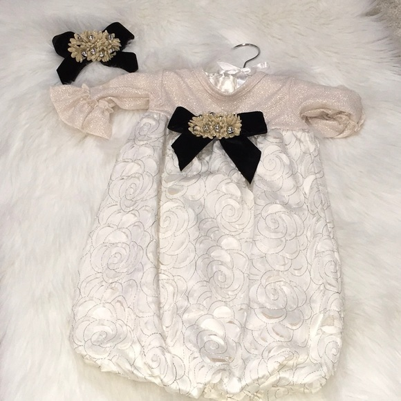 Purr Fect One Pieces Beautiful Baby Sack Dress 03 Month Poshmark